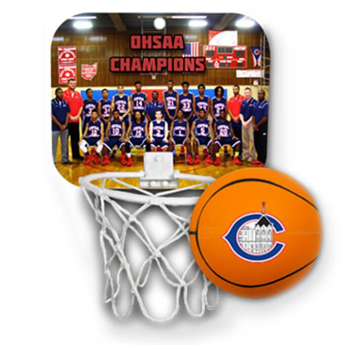 Backboards for Mini Basketballs