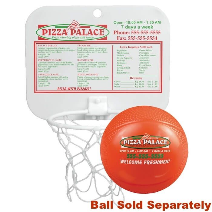 Backboards for Mini Basketballs