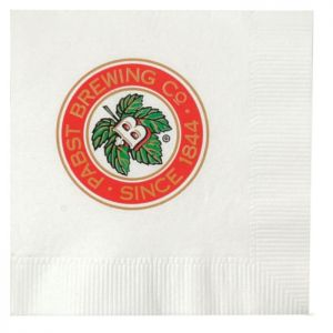 3-Ply Multicolor Beverage Napkins - Low Qty