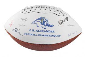 Mini Signature Footballs
