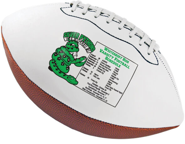 Full Size Signature Footballs