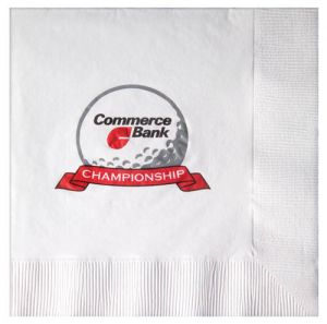 3-Ply White Luncheon Napkins - High Qty