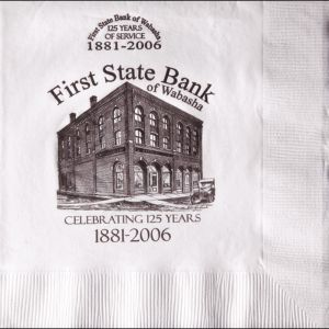 3-Ply White Luncheon Napkins