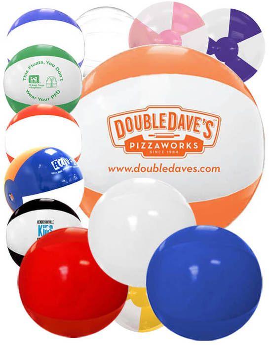 Std 12 inch Beach Balls