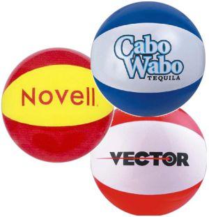 20 inch Two Tone Beach Balls