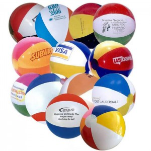 Custom Beachballs - 16