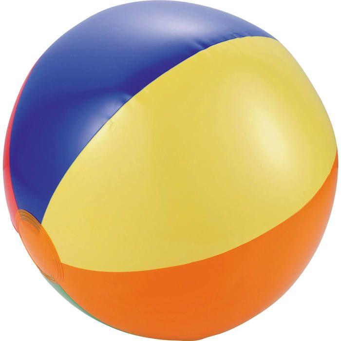 16 Inch Beach Balls - Translucent Colors - Multi-Color