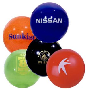 16 Inch Solid Colored Beach Balls