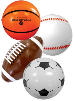 9 inch Sport Beach Balls