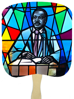 Religious Hand Fans - R10