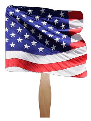 Political Hand Fans - P7