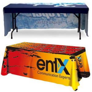 6 ft. 3 Sided Trade Show Table Cover