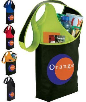 Twilight Shoulder Sling Tote Bags