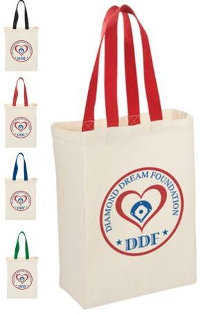 Cotton Grocery Tote Bags