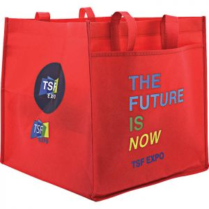 Squared Away 100g Tote Bags