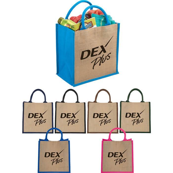 Medium Jute Gift Tote Bags