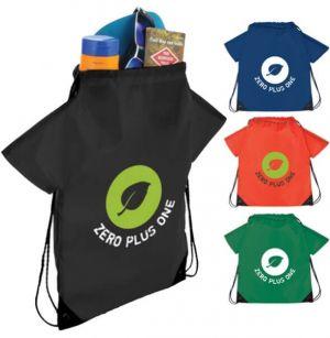 T-Shirt Drawstring Bags