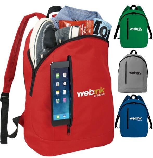 Boulder Tablet Backpacks