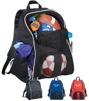 Sport'in Match Ball Backpacks