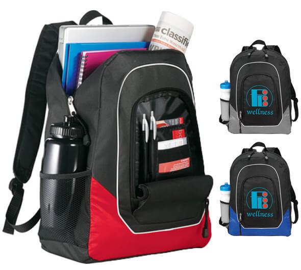 Cornerstone Laptop Compu Backpacks
