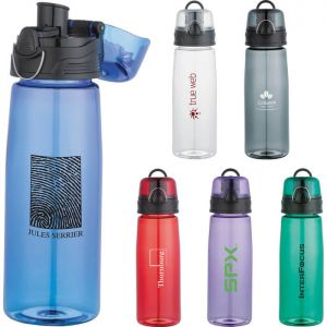Capri 25 oz Tritan Sports Bottle