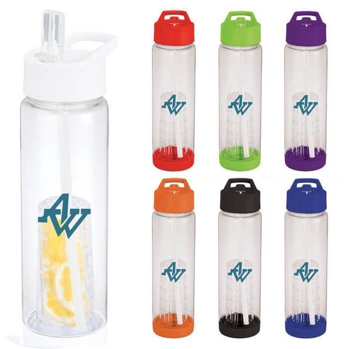 Tutti Frutti 25 oz Tritan Sports Bottle