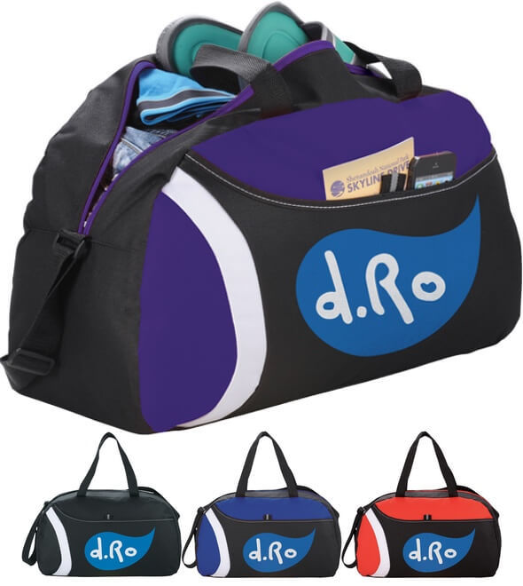 Dynamite Duffel Bags