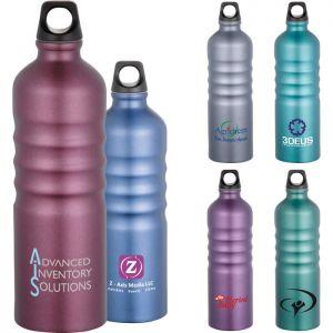Gemstone 25 oz Aluminum Sport Bottle