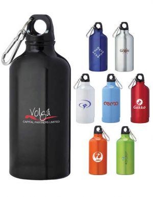 Li'l Shorty 17 oz Aluminum Sports Bottle
