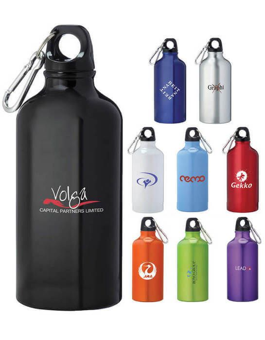 Li'l Shorty 17 oz Aluminum Sports Bottle