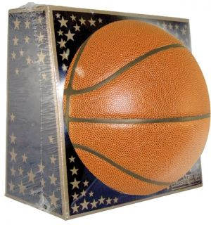 Full Size Basketball Retail Box