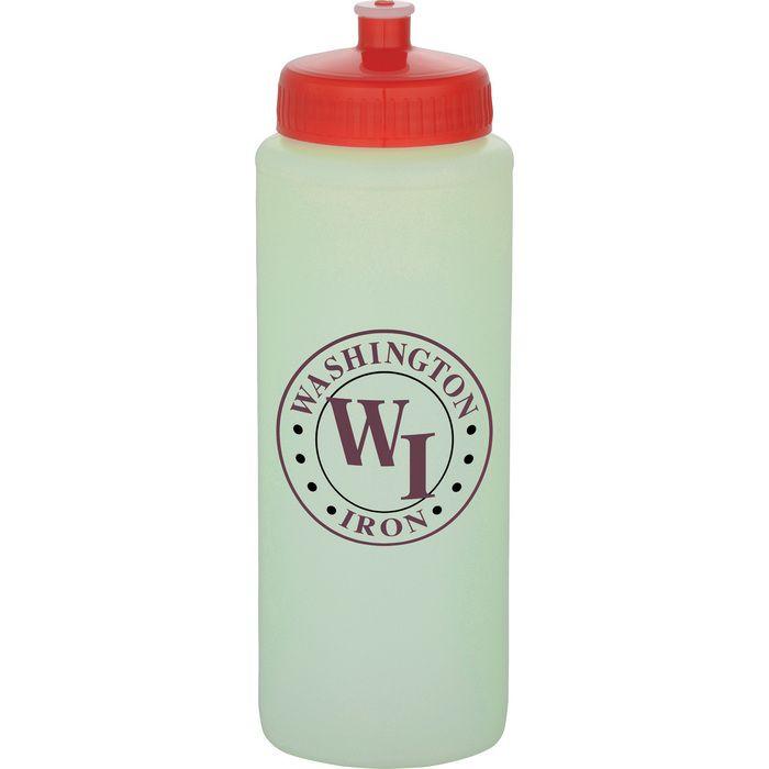 32 oz Glow Sports Bottle