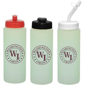 32 Oz Glow Sports Bottle