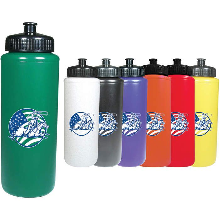 32 oz Sports Bottle