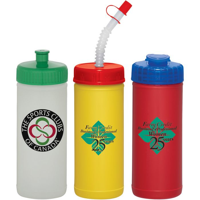 16 oz Sports Bottle