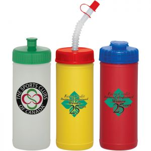 16 Oz Sports Bottle